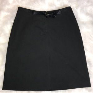 Limited Black Pencil Skirt Size 10